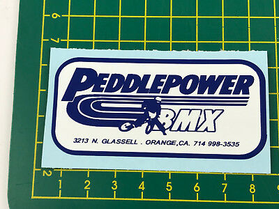 white and navy blue on clear old school bmx decals stickers ukai rim decals