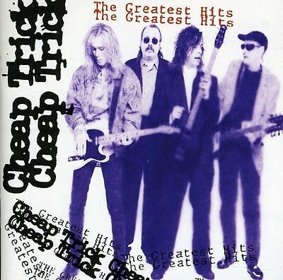 """""""Cheap Trick's Greatest Hits"""" (CD, 2002, Epic) Brand New"""