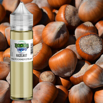 ROCKINDROPS Hazelnut Food Flavor Flavoring Concentrate TFA 10ml 30ml 50ml