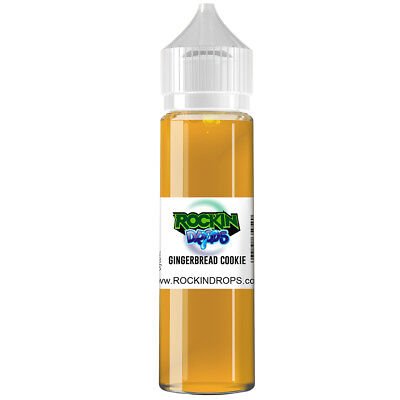 ROCKINDROPS Gingerbread Cookie Food Flavor Flavoring Concentrate TFA ALL SIZES