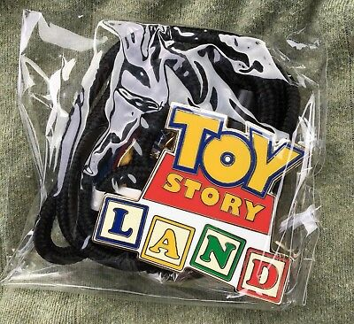 New Disney Cast Exclusive Toy Story Land Bolo Lanyard Pixar