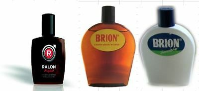 RALON or BRION - Traditional-Serbian or Croatian -After-Shave-Lotion
