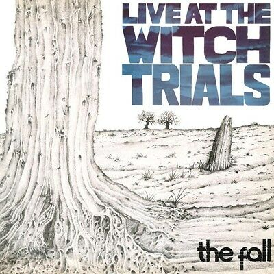 The Fall - Live At The Witch Trials Vinyl LP Superior Viaduct NEU