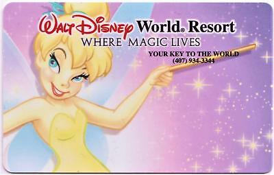 THE WALT DISNEY WORLD RESORT**TINKER BELL** ORLANDO FLORIDA*hotel key card #22