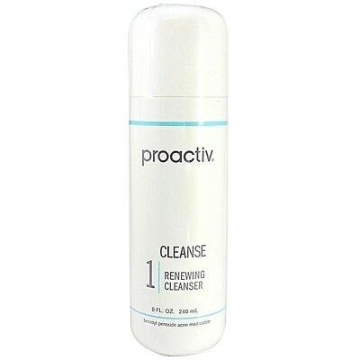 Proactiv Renewing Cleanser 8 oz 120 Day proactive solution USA micro 12-2019 exp