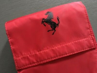 Ferrari Battery Conditioner / Trickle Charger Bag ***genuine***