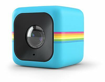 Polaroid Cube Plus (Wi-Fi And Easy Smartphone Cooperation! Wireless Actio Camera