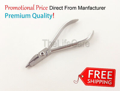 Omega Loop Forming Pleir Changable Pin Dental Orthodontic Pliers Instruments 1x