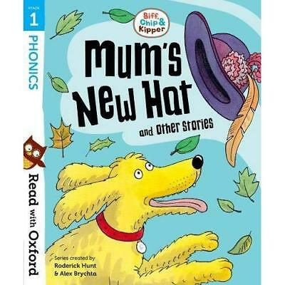 Read with Oxford: Stage 1: Biff, Chip and Kipper: Mum's New Hat and Other Storie