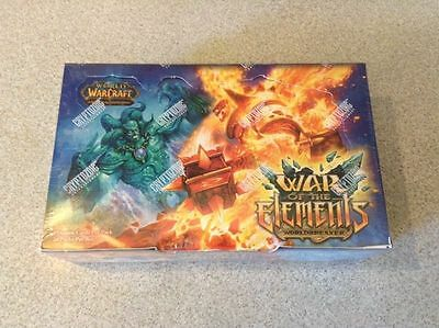Wow World Of Warcraft Sealed Box War Of The Elements (Auf Englisch)
