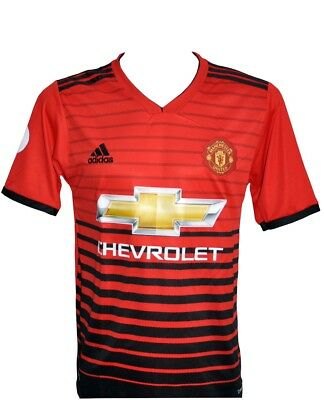 New Manchester United Red Plaine Home 2018/19 Adult Sizes Football Shirt