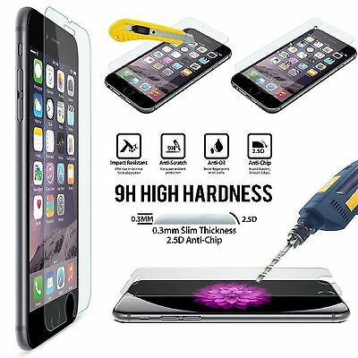 Pellicola Protettiva Per Apple Iphone 6 6S Vetro Temperato Tempered Glass Screen