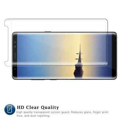 Vetro Temperato Per Samsung Galaxy Note 8 No Curvo Tempered Glass Pellicola Lcd