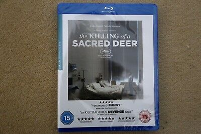 Blu-Ray The Killing Of A Sacred Deer  Brand New Sealed Uk Stock