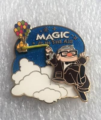 Disney Magic Is In The Air Pixar UP Carl Fredrickson LE 3000 Artist Proof AP Pin