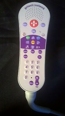 Lot of 9 Getwell;)network Nurse Call Remote 2S16 & TV Remote