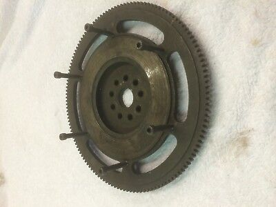 "Cosworth Crank Lightened Steel Flywheel for 7-1/4"" Clutch  Pinto Type 9 Gearbox"