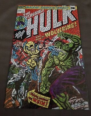Hulk #181 Shattered Variant The Hunt For Wolverine #1 Sold Out Rare Unread Nm