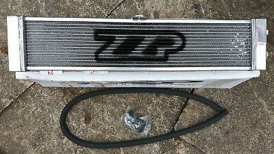 ZZP ALLOY CHARGECOOLER Radiator Heat Exchanger Z22se Ecotec Supercharged  Astra