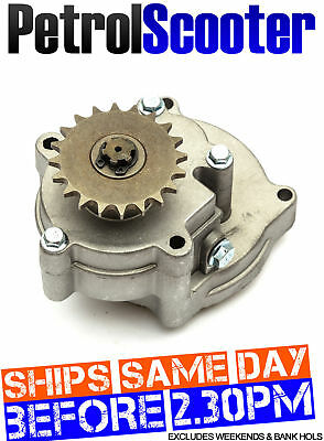 43cc 49cc Reduction CVT Gear Box Mitsubishi 2 Stroke Petrol Engine Multi Tool