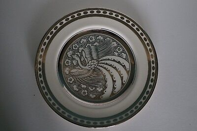 Grays Pottery - PERSIAN BIRD - Display Plate for the British Industries Fair