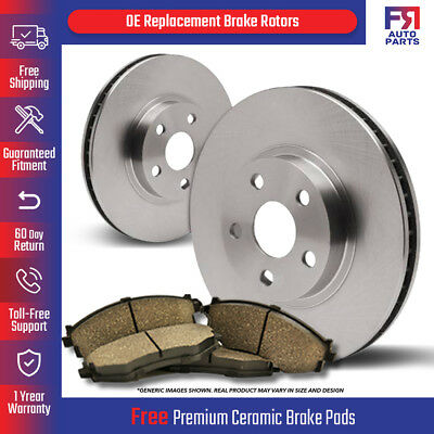 8 Ceramic Pads High-End 4 Black Coated Cross-Drilled Disc Brake Rotors Front+Rear Kit Fits:- 5lug