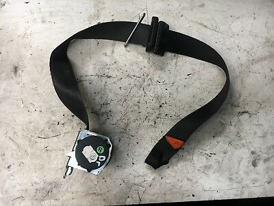 06 Ford Fiesta ST 150 MK6 2.0 petrol front driver right seat belt 2S5AB61294AD