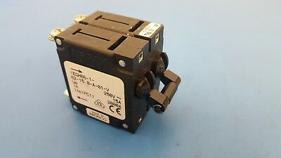 US Authorized AIRPAX IEL111-1-62-50.0-01-V Circuit Breaker Magnetic 3Pole 50A