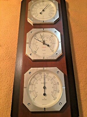 Thermometer, Barometer, & Humidity Guages From Sunbeam, Usa Made, Free Shipping
