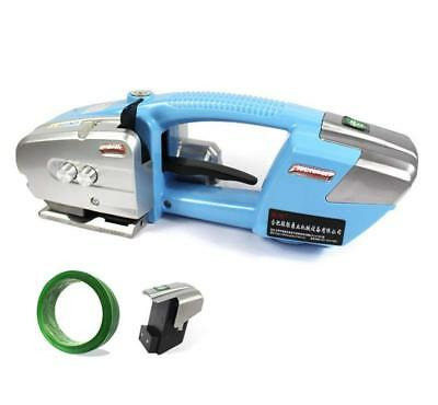220V Portable Electric Plastic Steel Belt Strapping Machine for PP or PET Strap