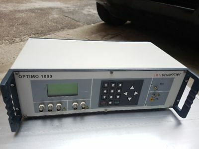 Schaffner OPTIMO 1000 Laser Parameter Analyzer