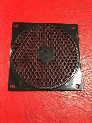 SilverStone SST-FF121B - 120mm Fan Grille and Dust Filter, black