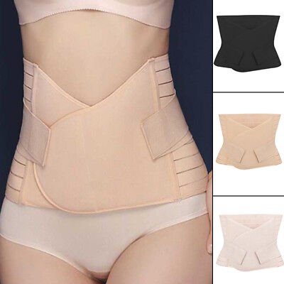 Women Postpartum Corset Recovery Tummy Belly Waist Support Belt Shaper Slimming