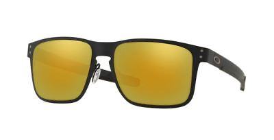 80a517d2a3 NEW Oakley Holbrook Metal 4123-13 Sports Surfing Golf Racing Cycling  Sunglasses