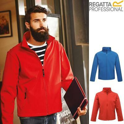 Regatta Mens Classic 3 Layer Softshell Jacket - TRA681