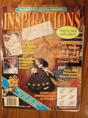 Inspirations Issue No 2
