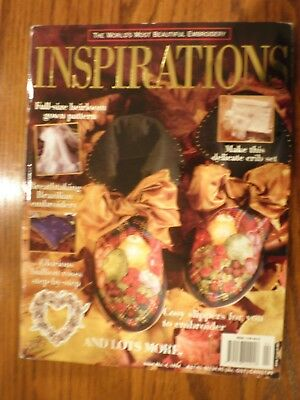 Inspirations Issue No 4