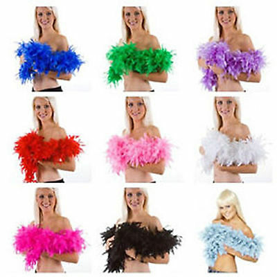XICA NW Feather Boa Fluffy Flower Craft Costume Dressup Wedding Party Home Decor