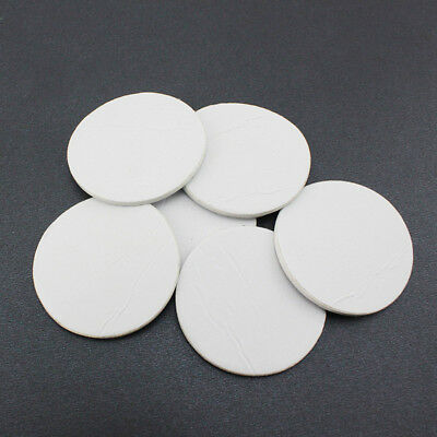 Ee_ 10Pcs Double Sided Adhesive Pads Round Tape For Car Windshield Dashboard Hum