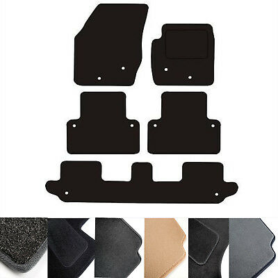 Volvo XC90 1st Gen Fully Tailored Car Mats Inc Boot 2002-2014
