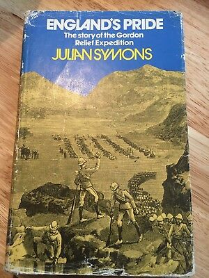 SUDAN WAR - THE STORY OF THE GORDON RELIEF EXPEDITION - By Symons - 1974