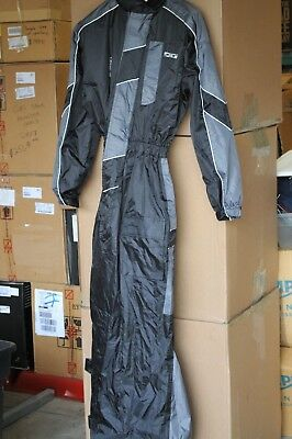 Dg C300 Aw Motorcycle Waterproof Rain Suit 1-Piece  -- Size Xs