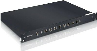 Ubiquiti EdgeMax Router ER-8 - 8 port - enterprise rack mounted router