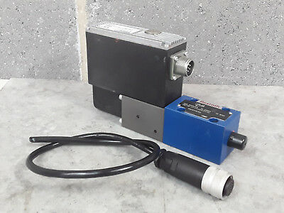 Rexroth Ng6 CETOP3 Hydraulic Proportional Relief Valve DBETRE-21/350G24K31A1M #