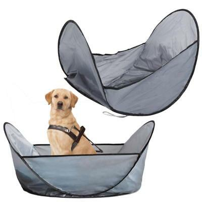 Pet Grooming Cape Foldable Barber Hair Cutting Trim Sink Bibs Dog Puppy Supplies