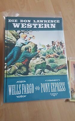 Die Don Lawrence Western hc  bsv