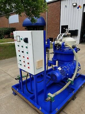 Alfa Laval MAPX-207S-20 Disc Stack Centrifuge