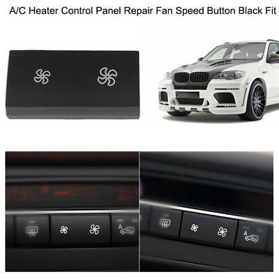 BMW X5 E70 X6 E71 A/C Heater Climate Air Conditioning Control Panel Button Cover