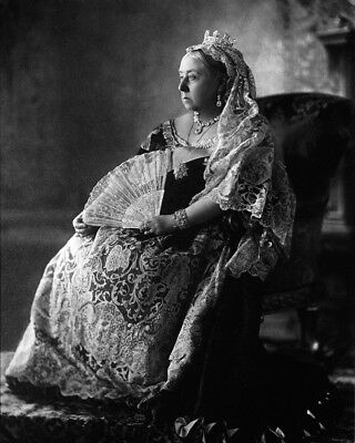 New 8x10 Photo: Her Majesty Queen Victoria of the United Kingdom, Great Britain
