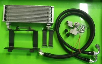SPEED SHOP ITO Upper-turning Oil Cooler Kit for Z KAWASAKI Z1 (900 Super Four)